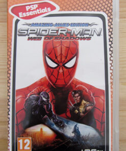Videojogo Usado PSP Spider-Man: Web of Shadows