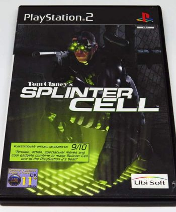 Tom Clancy's Splinter Cell PS2