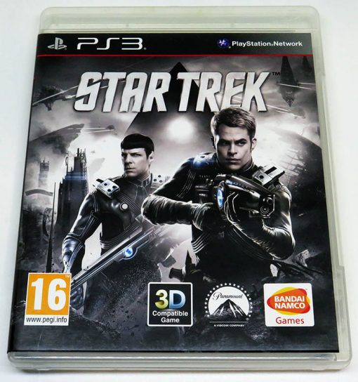 Star Trek PS3