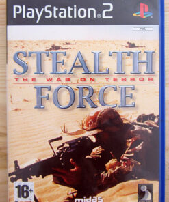 Videojogo Usado PS2 Stealth Force: The War on Terror