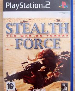 Videojogo Usado PS2 Stealth Force: The War on Terror