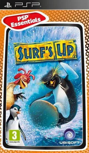 Videojogo PSP Surf's Up