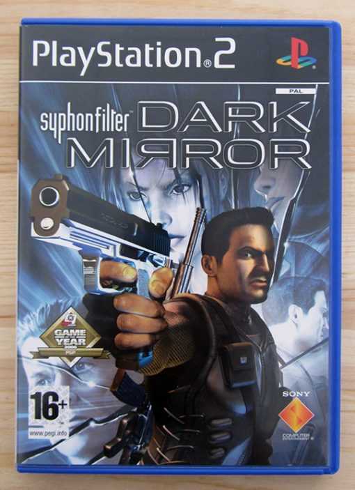 Syphon Filter: Dark Mirror PS2