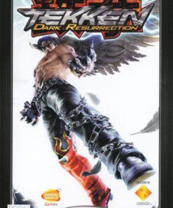 Videojogo PSP Tekken Dark Resurrection