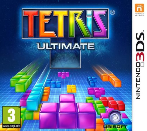 Videojogo 3DS Tetris Ultimate