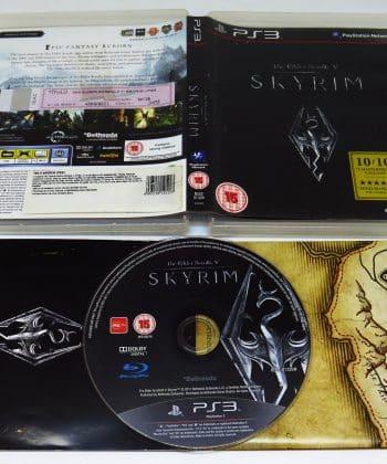 Elder Scrolls V: Skyrim PS3