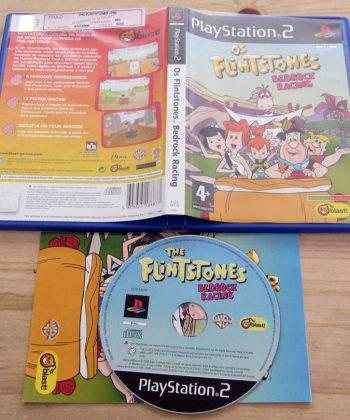 The Flintstones: Bedrock Racing PS2