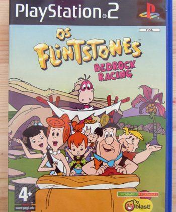 Videojogo Usado PS2 The Flintstones: Bedrock Racing