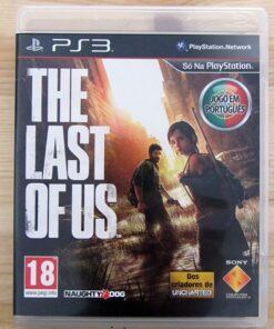 Videojogo Usado PS3 The Last of Us