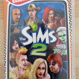 Videojogo Usado PSP The Sims 2