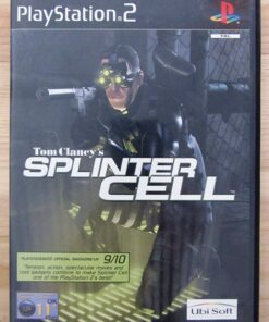 Videojogo Usado PS2 Tom Clancy's Splinter Cell
