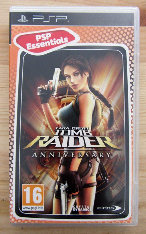 Videojogo Usado PSP Tomb Raider: Anniversary