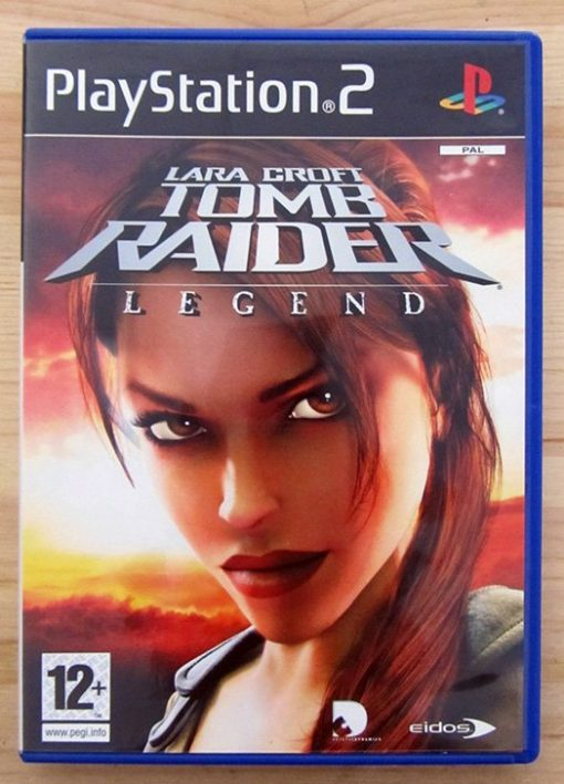 Tomb Raider Legend PS2