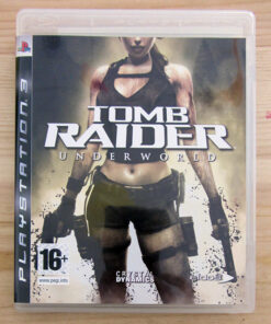Videojogo Usado PS3 Tomb Raider: Underworld