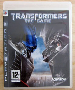 Videojogo Usado PS3 Transformers - The Game