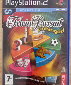 Videojogo Usado PS2 Trivial Pursuit: Unhinged