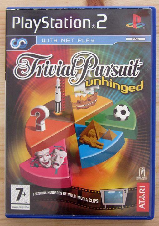 Videojogo Usado PS2 Trivial Pursuit: Unhinged