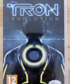 Videojogo Usado PSP TRON: Evolution