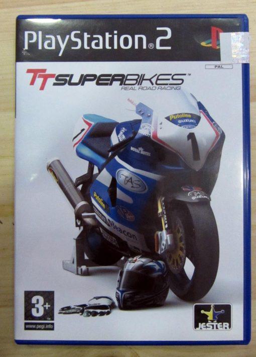 Videojogo Usado PS2 TT Superbikes