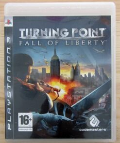 Videojogo Usado PS3 Turning Point: Fall of Liberty