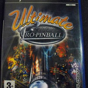 Ultimate Pro Pinball PS2