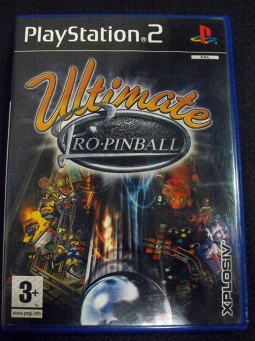 Ultimate Pro Pinball PS2