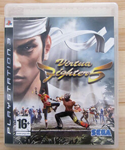 Videojogo Usado PS3 Virtua Fighter 5