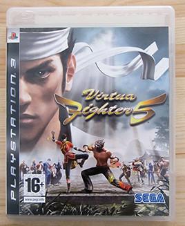 Videojogo Usado PS3 Virtua Fighter 5