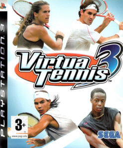Videojogo Usado PS3 Virtua Tennis 3