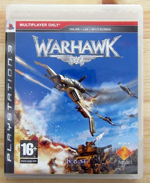 Videojogo Usado PS3 Warhawk