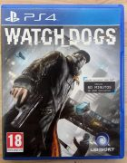 Videojogo Usado PS4 Watchdogs