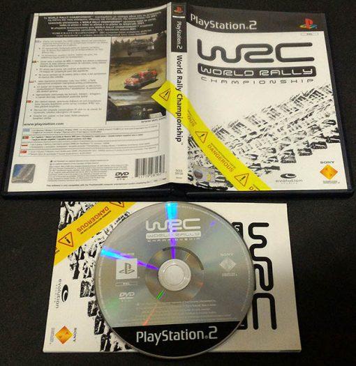 WRC - World Rally Championship PS2