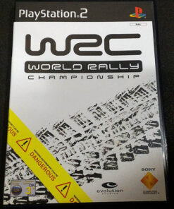 WRC - World Rally Championship PS2