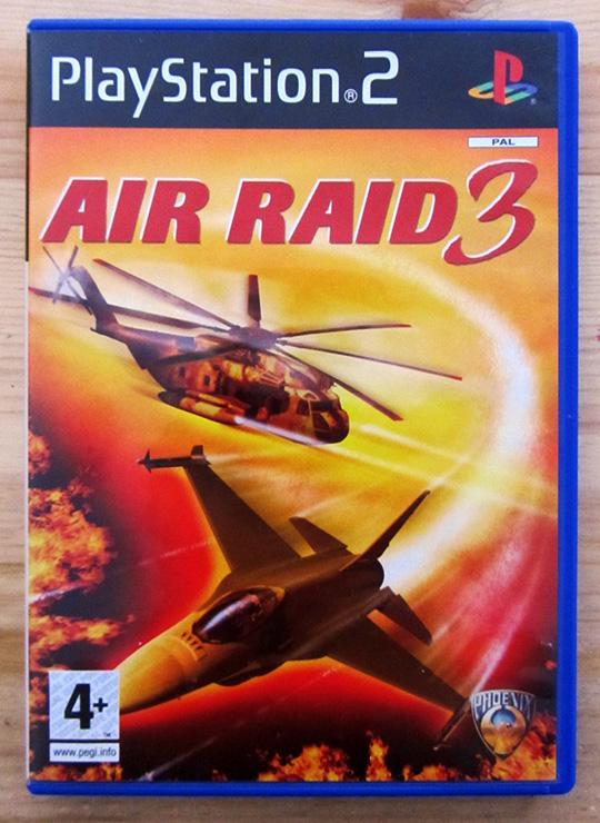 Air Raid 3 PS2