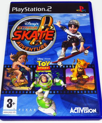 Disney's Extreme Skate Adventure PS2