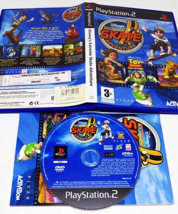 Disney's Extreme Skate Adventure PS2
