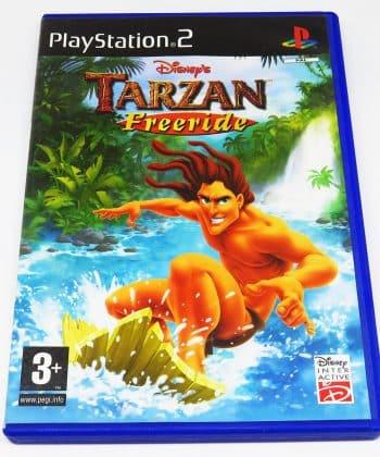 Disney's Tarzan Freeride PS2