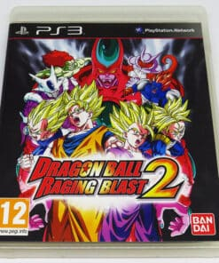 Dragon Ball Z: Raging Blast 2 PS3