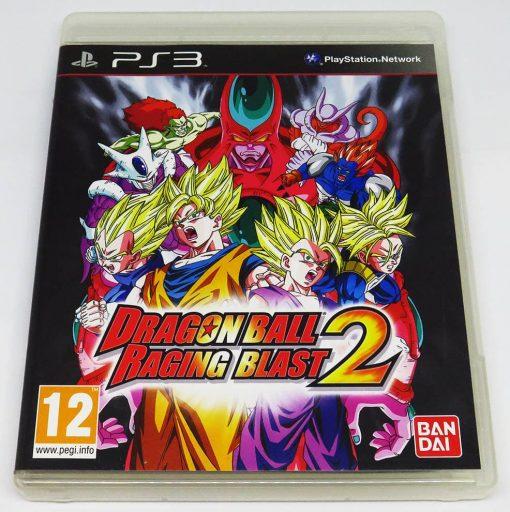 Dragon Ball Z: Raging Blast 2 PS3