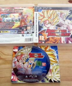 Dragon Ball Raging Blast PS3