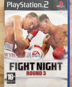 Fight Night Round 3 PS2