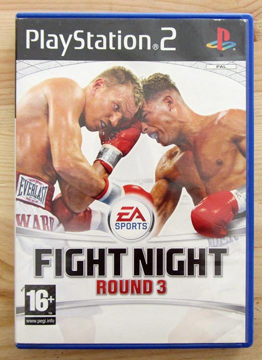 Fight Night Round 3 PS2