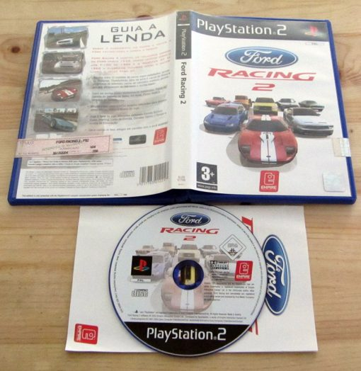 Ford Racing 2 PS2