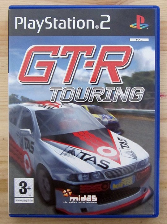 GT-R Touring PS2