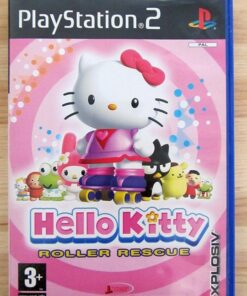 Hello Kitty: Roller Rescue PS2