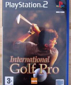 International Golf Pro PS2