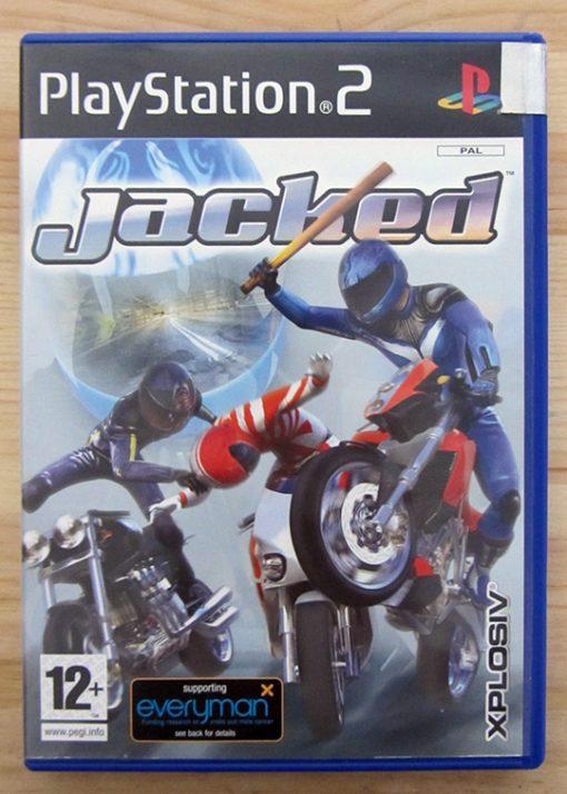 Jacked PS2
