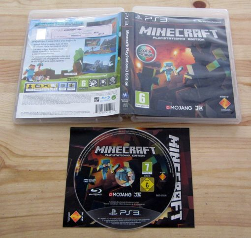 Minecraft: Playstation 3 Edition PS3