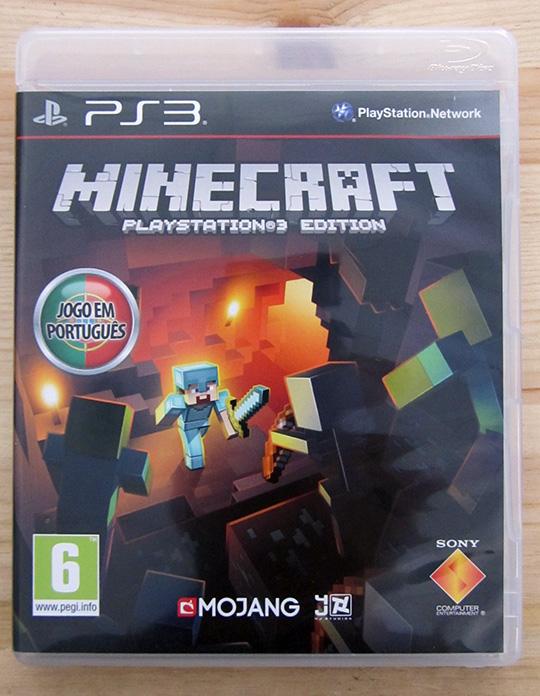 Minecraft: Playstation 3 Edition PS3