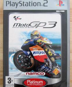 MotoGP 3 PS2